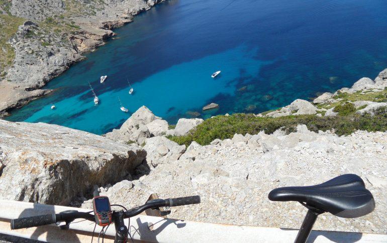 Radtour zum Cap Formentor auf Mallorca, © Lisa K. Schuermann