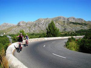 Schweißtreibender Aufstieg zur Halbinsel Formentor, © über: Lisa K. Schuermann