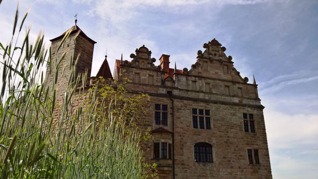 Auf den Spuren der Hohenzollern: Die Cadolzburg, © Lisa K. Schuermann
