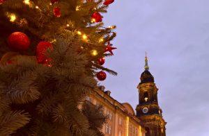 Wer genug hat vom Trubel des zur Weihnachtszeit überlaufenen Dresden (hier der bekannte Stritzelmarkt ), kann rund um Moritzburg Natur tanken, © Lisa K. Schuermann