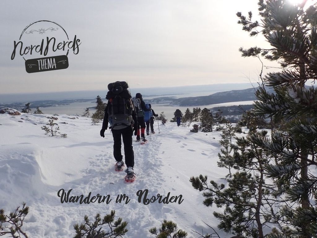 Startseite Gastbeitrag von Nordlicht Unterwegs fuer Nord Nerds Wandern im Norden, Foto Rike Juette Schweden und so