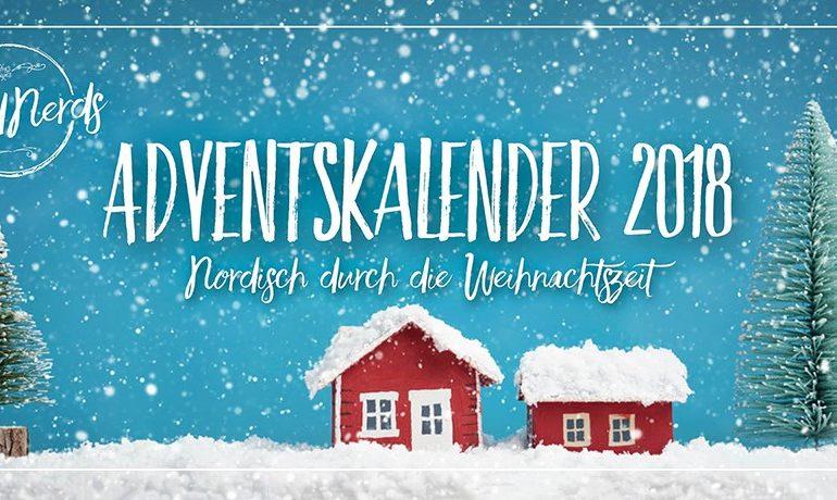 Der Nord Nerds Adentskalender 2018, © NordNerds